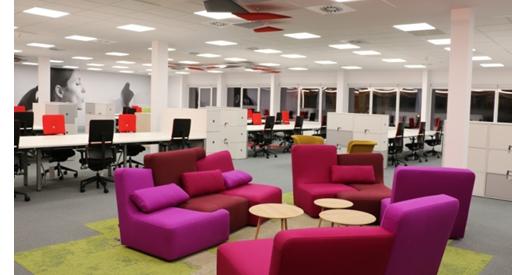 Entornos de trabajo que dinamizan a una compañía / Por Eva Martin-Tabernero